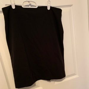 Loft Black Pencil Skirt